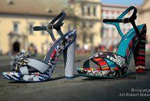 Fotografia plenerowa - obuwie