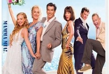 Mamma Mia the movie  / mainly Meryl Streep