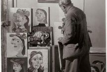 Пабло Пикассо / by larissa
