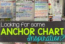 Anchor Charts / by Shannon Black