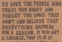 Words of wisdom / by Kellianne Bookwalter