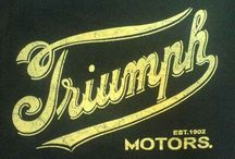 Triumph Bonneville Blue
