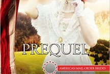 The American Mail Order Bride Series / 50 Mail Order Brides in 50 states all in the year 1890!  All stories are centered around a prequel that you can read for free at http://www.amazon.com/Prequel-Beginning-American-Mail-Order-Brides-ebook/dp/B017I0A3OW.  Each book will be released in order as the states gained statehood 1 per day, starting November 18 and ending January 7.