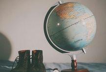 The world *