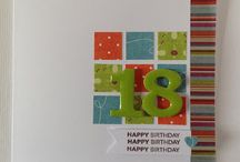 18th birthday cards for tom
