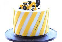 Truck birthday