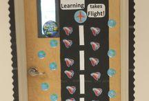 Door/Bulletin Board Ideas