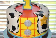 ashtons 4th birthday toy story
