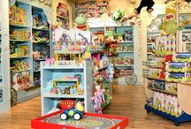 Toy shops