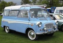 Bedford Dormobiles