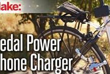 Ride n Recharge project for work