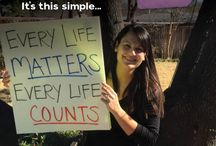 Messages / Messages from Every Life Counts