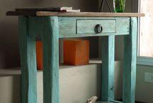 pintura y muebles