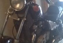 Kawasaki 454 LTD / Motorbike