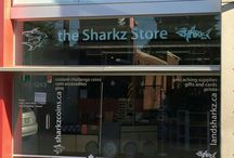 The Sharkz Store / Landsharkz retail store in beautiful Esquimalt, BC / by Landsharkz