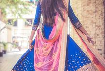 Indian fashion lehenga