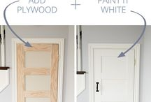 *doors, walls & floors