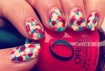 Nail Art / by Rosy Cheeks