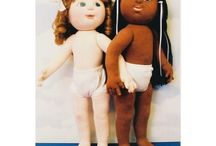 Judi's Dolls / Patterns and Dolls by Judi Ward!