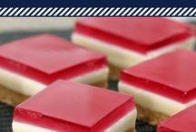 FOOD - Sweets / Slices / Desserts
