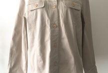 HAYMAKER Women Classic Cotton Jacket Size PL