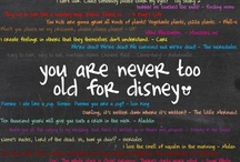 Disney Obsessed / by Jessica R.