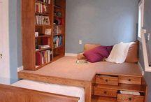 Joshis bedroom