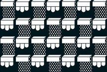Longstory Home Patterns / Pattern design: Longstory  Photographer: Ernest Wińczyk Art Direction: Longstory & Ernest Wińczyk Photography assistant: Ewa Behrens