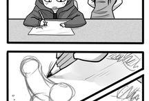 Comics/Sketches