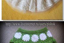 faldas merengues