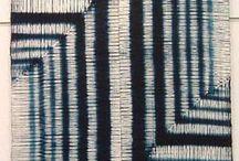 Sashiko, Boro and Shibori/Japanska textilier