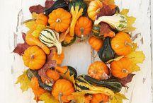 Wreath fall / by Maria Bertrand
