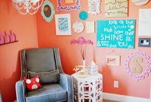 Noelle & Charlotte's Room / by Ashley Ernstberger