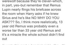 HP Theories and Stuff