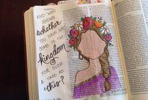 Bible Study Ideas.