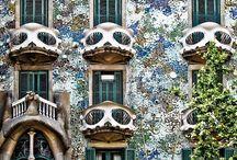 Gaudi/Spain