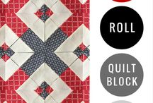 Jelly rolls quilts & tutorials