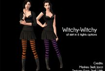 TS2 - Themed - Witch