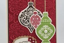 Card Ideas - Christmas