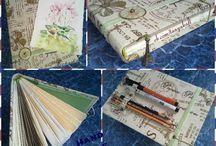 Блокноты ручной работы на заказ