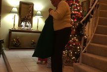 Abuela and Talbots / In-laws