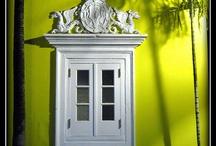 HOME DECO / Decoracn de casas Baños Ventanas-puertas Cuartos  etc...