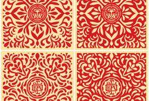 Patterns / by Hillside Studio