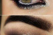 weeding nails and makeup