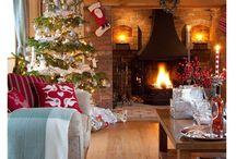 koti ja joulu