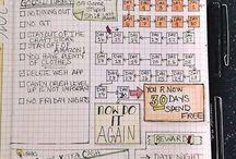 Personal Planning & Organization