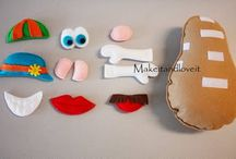 Kid Project Ideas / by Victoria Kremers