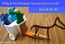 Filippus en de Kamerling (Philip and the Ethiopian)