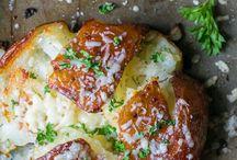 noget med kartofler