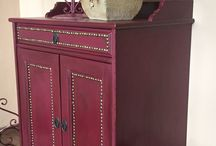 chalk paint furniture by D&S